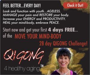 28 day Qigong Challenge